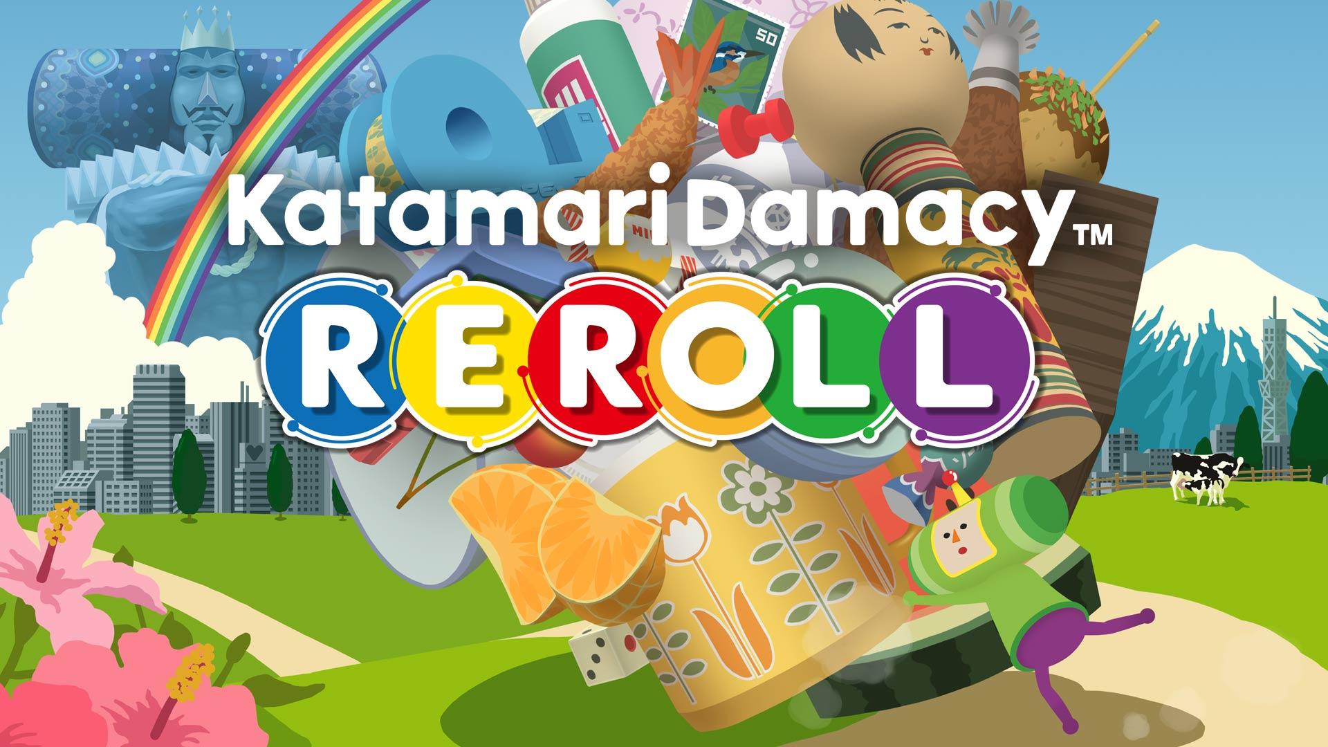 Katamari Damacy REROLL (Nintentdo Switch Digital Download) for $7.49 @ Nintendo eShop
