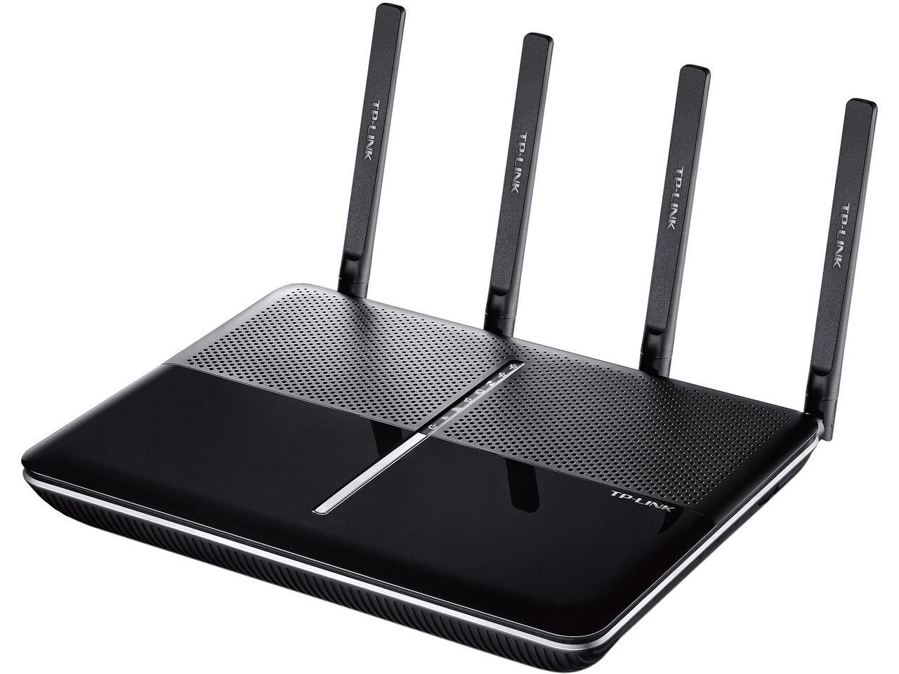 TP-Link AC2600 Wireless Wi-Fi Gigabit Router with MU-MIMO (Archer C2600) for $69.99