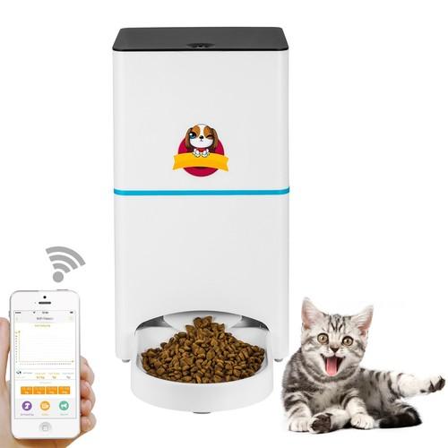 Abdtech Automatic Wifi Cat/Dog Feeder  $67.5 (25% off)