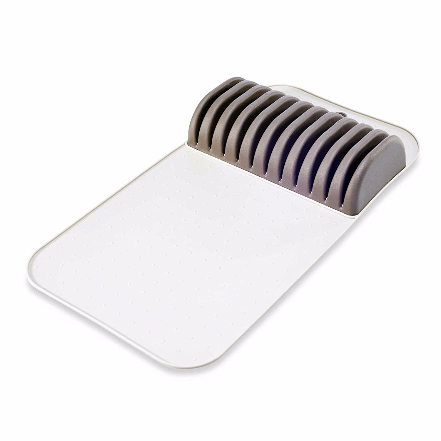 Safe in-Drawer Knife Mat Holds up to 11 Knives $12.6 @Amazon