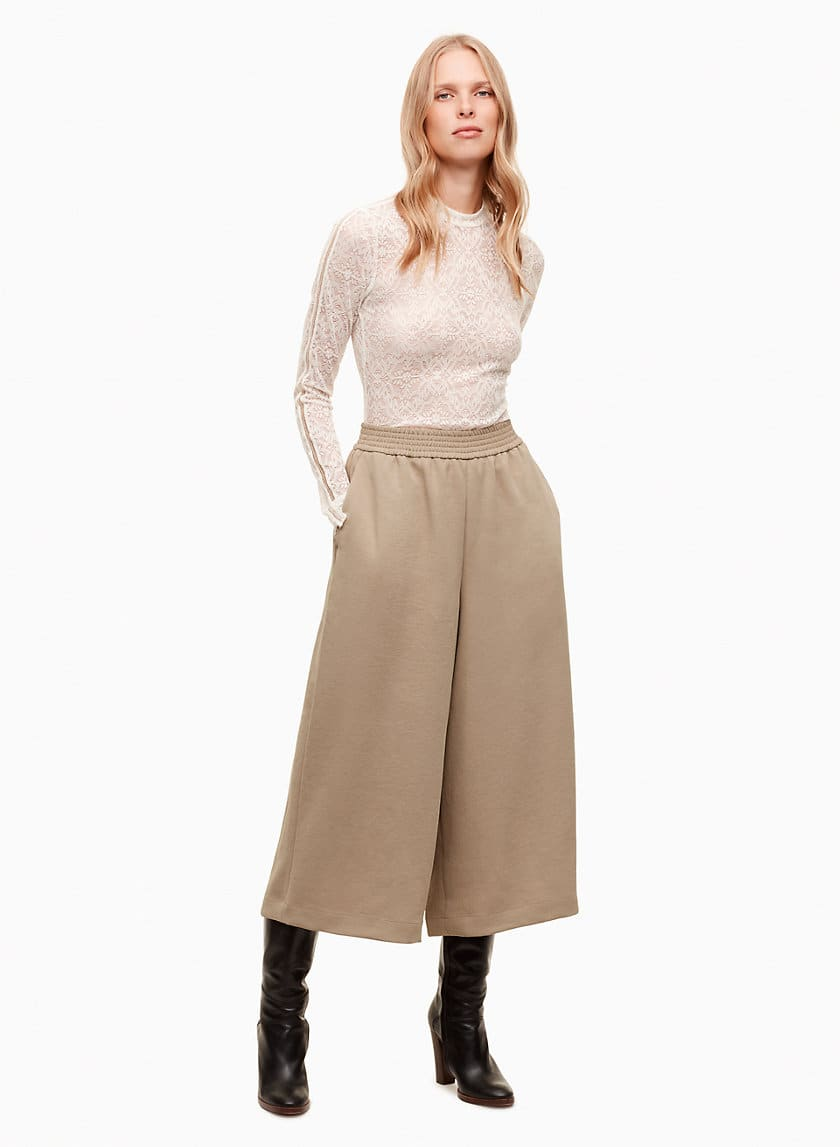 Up to 70% Off Select Fall and Winter Sale @ Aritzia,Wilfred Fayme Pant $49.99