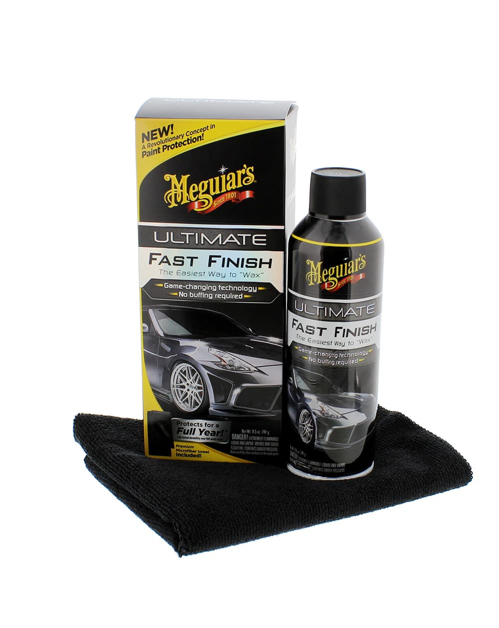 Meguiars G18309 Ultimate Fast Finish $9