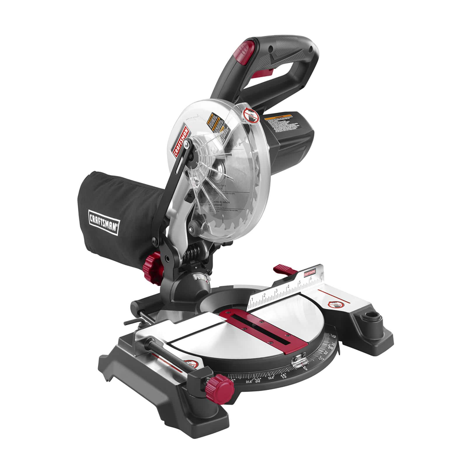 Sears.com Craftsman C3 19.2-Volt 7 1/4-in. Cordless Miter Saw = $85 + $10 SYWR points AC with FS/BOPS