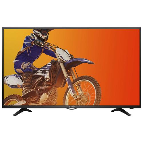"SHARP 43"" Class FHD (1080P) Smart LED TV $64 (YMMV)_"