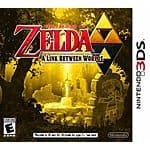 Nintendo 3DS - The Legend of Zelda: A Link Between Worlds - $25.99 Wal-Mart - In-store pickup only - YMMV