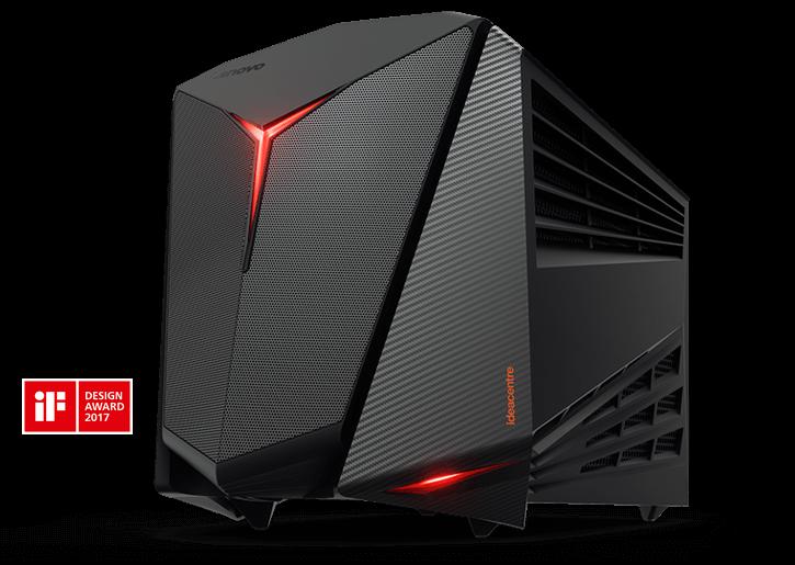 Lenovo Y710 Cube 90FL007AUS Core i7-6700, GeForce GTX 1060 6GB, 1TB HDD + 128GB SSD, 16GB RAM, Killer Wifi AC 1535