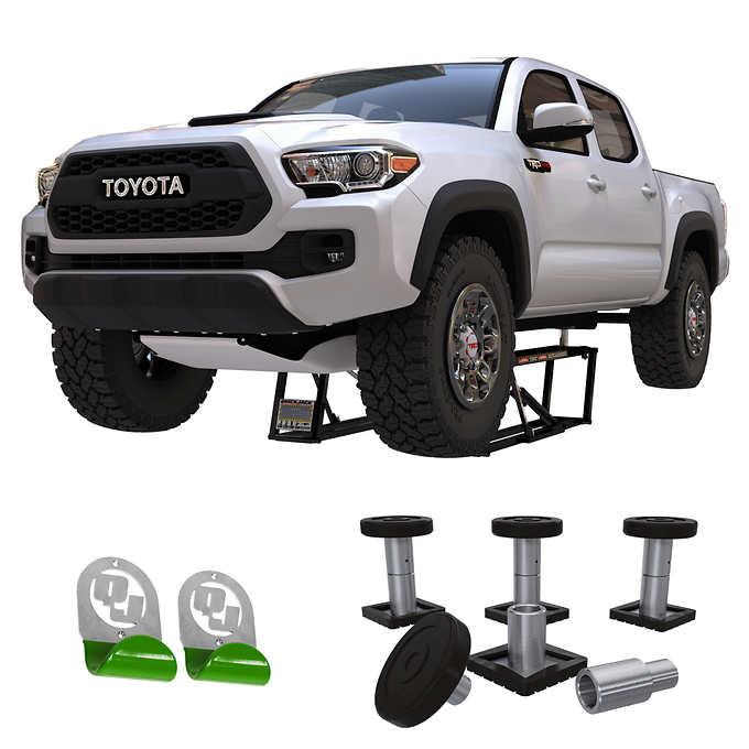 QuickJack 7,000-lb Capacity SLX Portable Car Lift Bundle @ Costco Members $1399.99