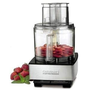 Cuisinart DFP-14BCNY Custom 14-Cup Food Processor, Brushed Stainless Steel $159.20 at Amazon.com