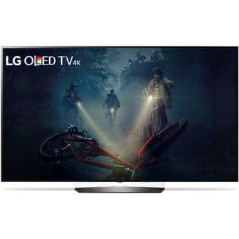 "LG OLED55B7A 55"" OLED 4K HDR Smart HDTV - Name Your Price"