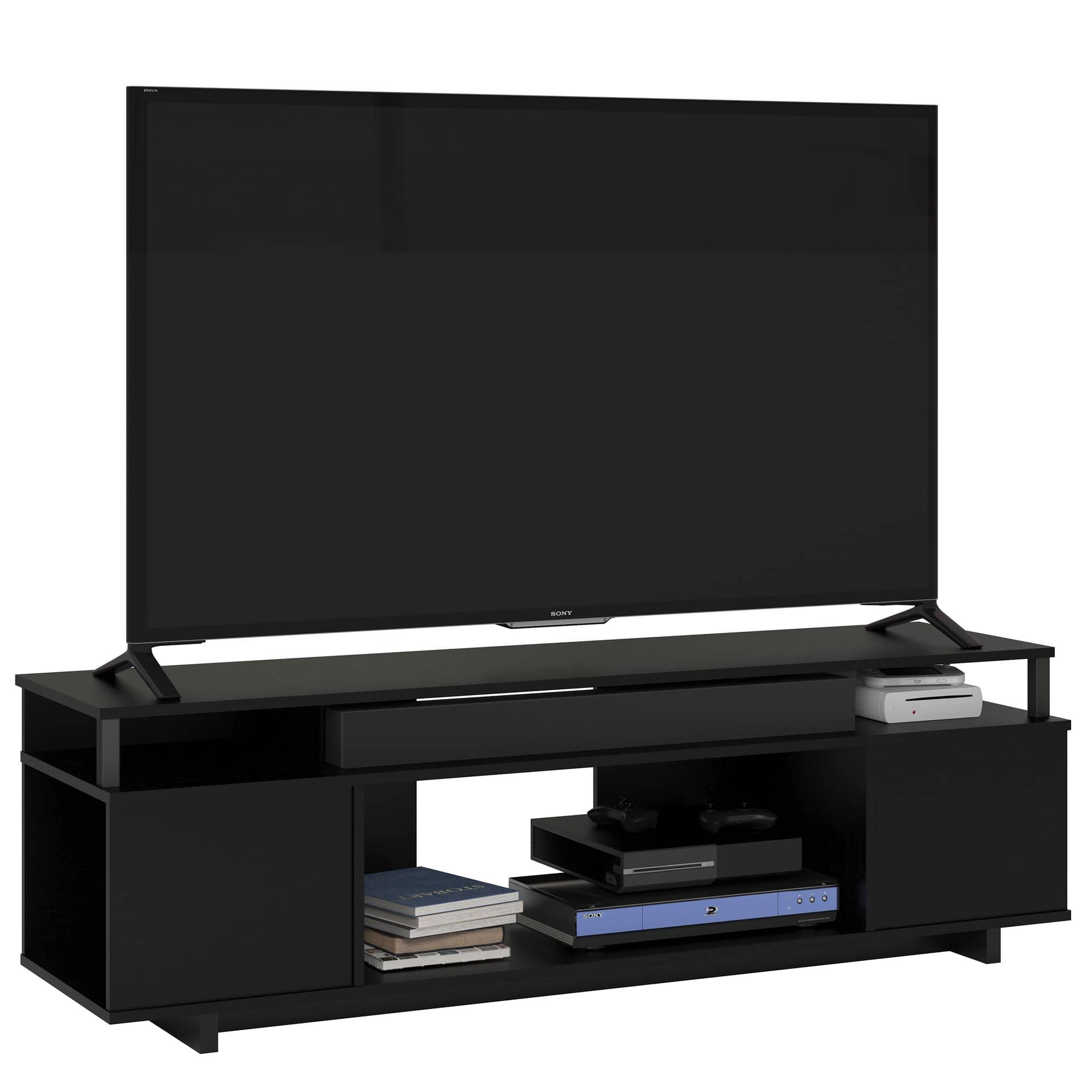 "Ameriwood Home Carson TV Stand for TVs up to 65"" $59"