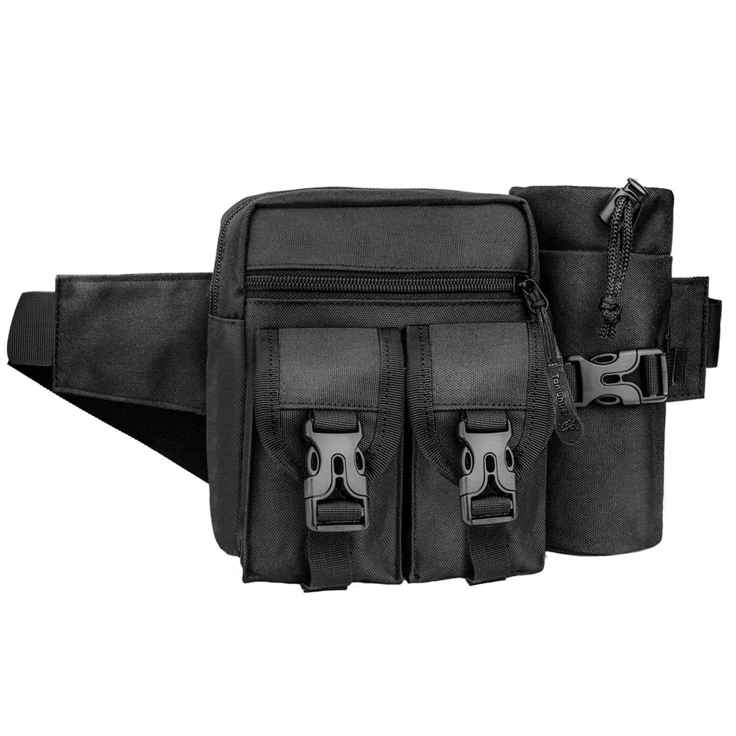 VANWALK Waterproof Military Outdoor Waist Bag Pack $8.99 @Amazon