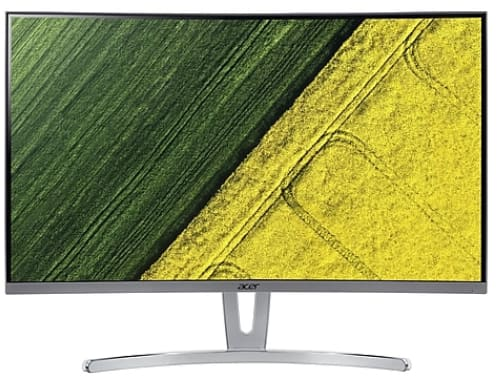 """Acer ED273 Curved 27"""" LED Monitor $121 Shipped @ Staples"""