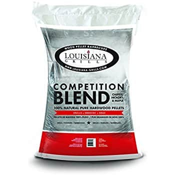 Louisiana Grills Competition Blend Pellets, 40-Pound $21