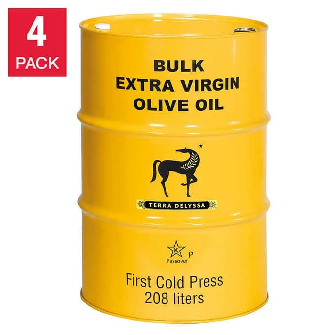 55 gallon drums X 4 (220 gallon) of olive oil you can fill jacuzzi or power bio diesel Hummer $3499.99