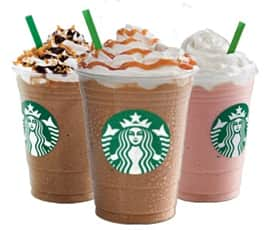Free Drink at Starbucks -My Rewards YMMV