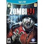ZombiU or Ninja Gaiden 3: Razor's Edge (Nintendo Wii U)  $7 + Free In-Store Pickup