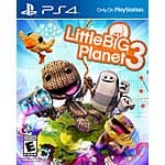 Little Big Planet 3 (PS4)  $20 + Free In-Store Pickup