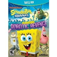 Amazon Deal: Spongebob: Plankton's Robotic Revenge (Wii U, Xbox 360, Wii) - $10 - Amazon / Best Buy
