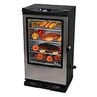 Amazon Deal: Masterbuilt 40-Inch Electric Smoker with Window and RF Controller - $240 Shipped - Amazon