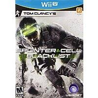 Best Buy Deal: Tom Clancy's Splinter Cell: Blacklist (Nintendo Wii U) - $10 ($8 GCU) - Best Buy