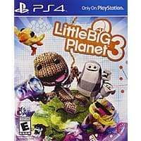 eBay Deal: Little Big Planet 3 - PS4 Digital Download Card - $25 Shipped - Ebay