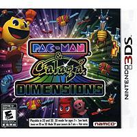 Walmart Deal: Pac-Man and Galaga Dimensions (Nintendo 3DS) - $10 - Walmart