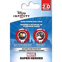 Amazon Deal: Disney Infinity 2.0 Rare Power Disc Pack - 2 Rare Discs - $3 ($2.40 GCU) - Best Buy