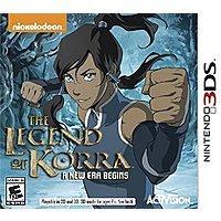 Amazon Deal: The Legend of Korra: A New Era Begins (Nintendo 3DS) - $6 - Amazon