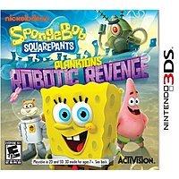 Best Buy Deal: SpongeBob SquarePants: Plankton's Robotic Revenge - Nintendo 3DS - $5 ($4 GCU) - Best Buy
