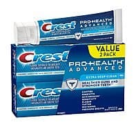 2-Pack 3.5oz Crest Pro-Health Advanced Extra Deep Clean Toothpaste - As Low As $  2.65 - Amazon S&S