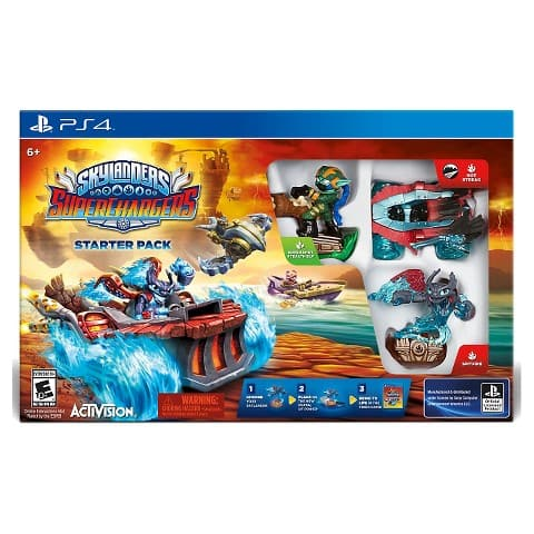 Skylanders Superchargers Starter Pack (All Systems) - $35 - Target