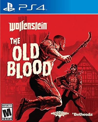 Wolfenstein: The Old Blood (PS4, Xbox One) - $10 - Amazon
