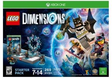 Lego Dimensions Starter Pack (All Systems) - $75 ($60 GCU) - Best Buy