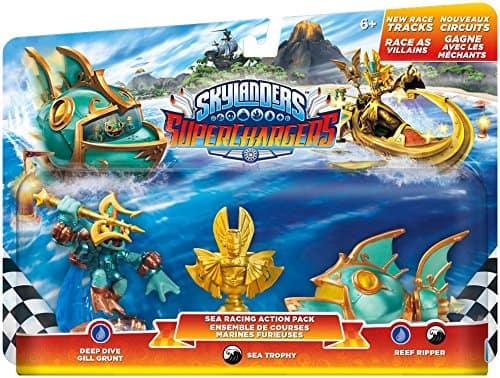 Skylanders SuperChargers: Racing Sea Pack - $17.50 - Amazon - Gamestop