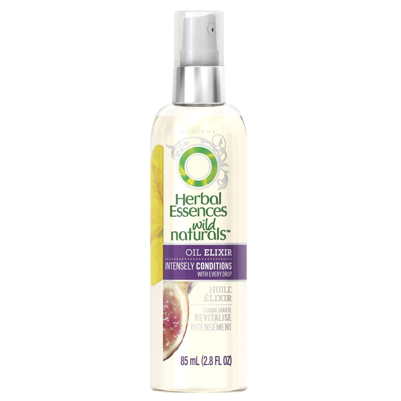2.8oz Herbal Essences Wild Naturals Rejuvenating Oil Elixir - As Low As $2.36 - Amazon S&S