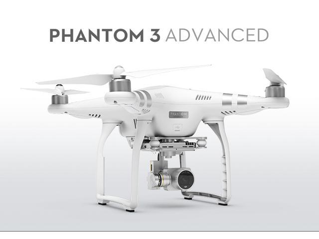 Refurbish  DJI Phantom 3 Advanced $499 + FS  @ Newegg