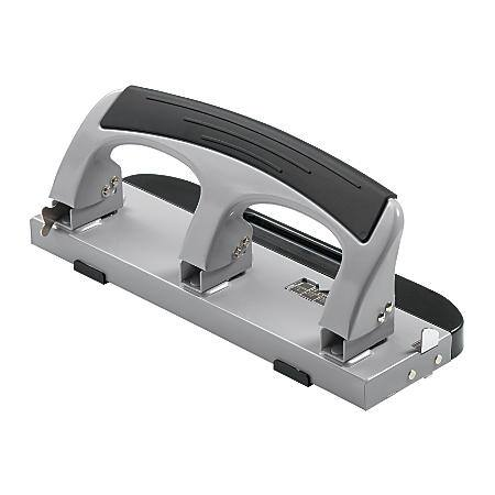 Deluxe 3-Hole Desktop Punch $6.66 | Half-Strip Stapler With Staples And Remover $1.59 and More