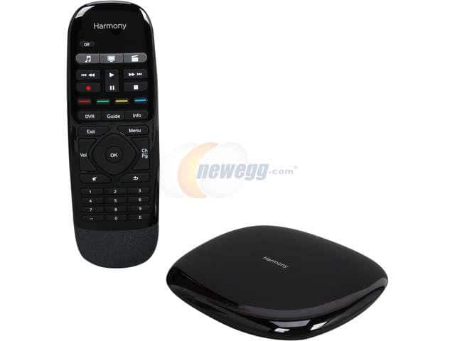 Refurb Logitech 915-000194 Harmony Smart Control with Smartphone App and Simple Remote $59.99 + Free Shipping @ Newegg