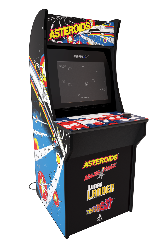 Arcade1Up, Centipede or Rampage Cabinets $75 Walmart — YMMV