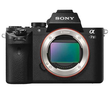 SONY Alpha A7II Body Only Mirrorless Digital Camera - ILCE-7M2