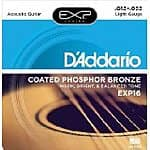 D'addario EXP Acoustic and Electric guitar strings - Buy 1 Get 1 Free at Amazon w/ free shipping until Sept. 7, 2014