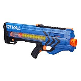 NERF Rival Zeus MXV-1200 Blaster (blue) for $19.99 at Amazon