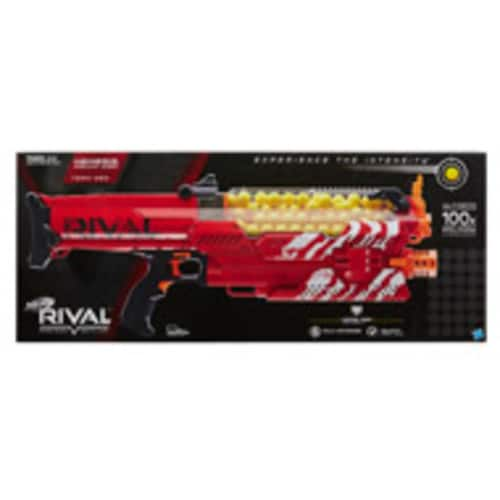 Nerf Rival Nemesis MXVII-10K for $50 at Gamestop and other Nerf Rival blasters