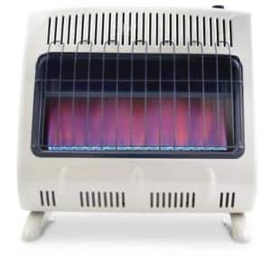 Mr. Heater,  30,000 BTU Vent Free Propane Heater $155 with free shipping