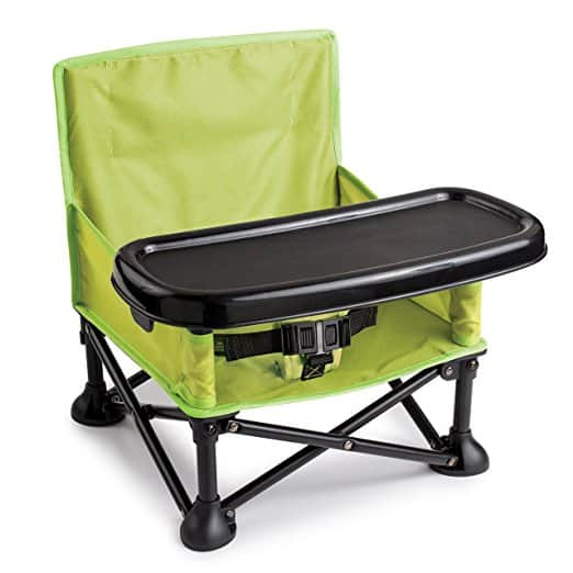 Summer Infant Pop N' Sit Portable Booster [Green] $22.99