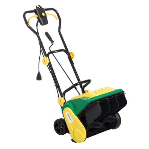 """Outsunny 16"""" Electric 9 Amp Corded Snow Thrower $74"""