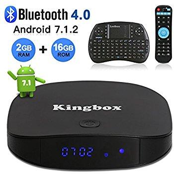 Kingbox Android TV Box $42.88