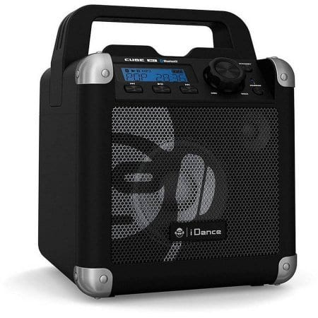 BriteLite iDance 50-Watt Portable Bluetooth Speaker $23.97