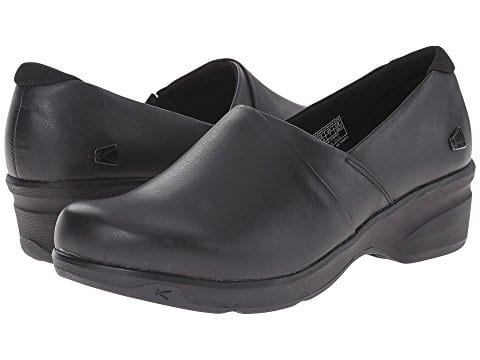 Keen black clogs -- all day work shoe -- regular $130 for $53 -- 59% off & free shipping