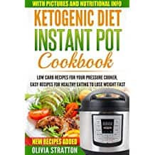 Kindle Instant Pot Cookbooks for 99 cents each at Amazon